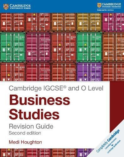 IGCSE® and O Level Business Studies Revision Guide for sale  Delivered anywhere in UK