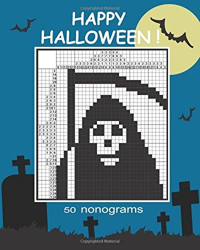 Happy Halloween!  nonograms.