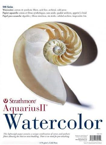 Strathmore - Watercolour Sheet Stock 500 Aquarius Series II 22