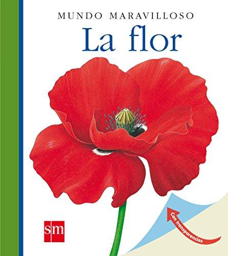 La flor (Mundo maravilloso) por René Mettler