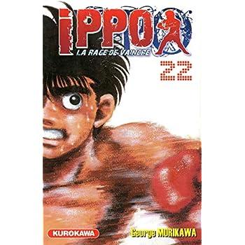 Ippo - saison 1, La rage de vaincre - tome 22 (22)
