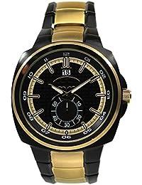 Batman 75Year Limited Edition Reloj para hombre (Tim Burton/Michael Keaton Película inspirado) bat8055