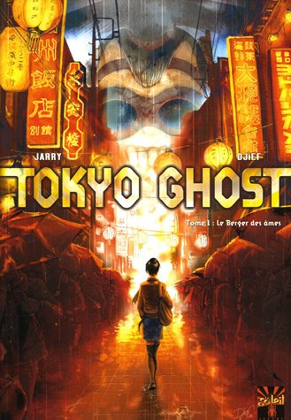 Tokyo Ghost, Tome 1 : Le berger des âmes