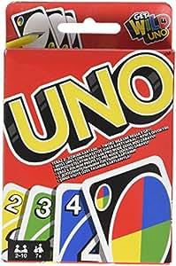 Mattel W2087 - Gioco di Carte UNO