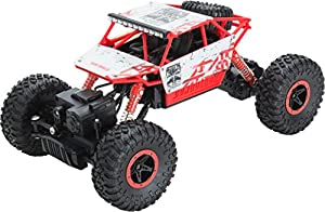 Buddy Toys- Coche RC, Color Rojo (BRC 18.610)
