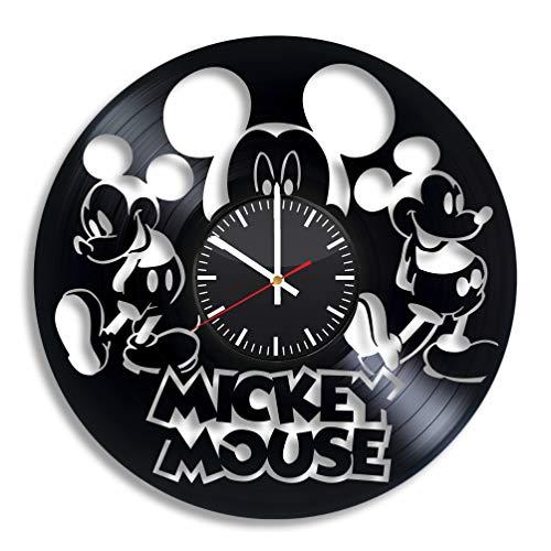 hr - Disney Art Home Room Wanddekoration, handgefertigte Dekoration Party Supplies Thema, Beste originelle Geschenkidee, Vintage-Stil, moderner Stil ()