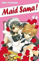 Maid Sama Vol.2