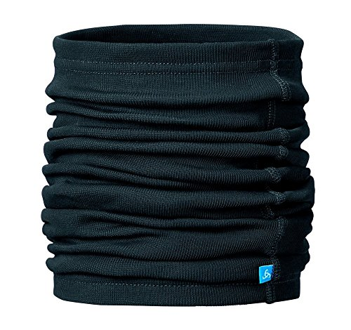 Odlo Herren Tube Warm, Black, One size, 10680