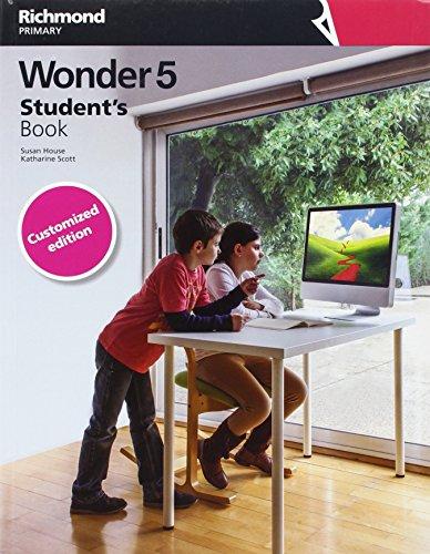 WONDER 5 STUDENT¿S CUSTOMIZED