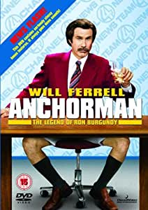 Anchorman: The Legend of Ron Burgundy [DVD] [2004]