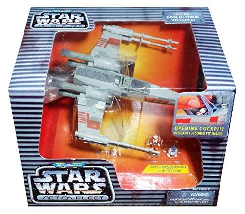 MicroMachines Star Wars Action Fleet X-Wing Fighter segunda mano  Se entrega en toda España
