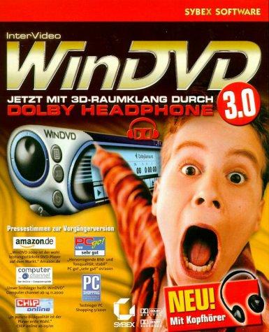 Preisvergleich Produktbild WinDVD 3.0 inkl. Dolby Headphone