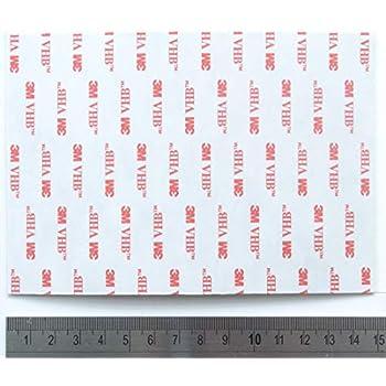 3m Vhb Rp45 Double Sided Acrylic Adhesive Foam Tape Sheet