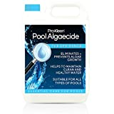 5L of Pro-Kleen Pool Algaecide - Removes & Prevents Algae Growth - High Concentration, Long-Lasting Professional Formula