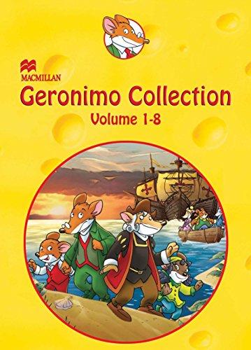 Geronimo Collection Box Set Vol-18 [Paperback] [Jan 01, 2017] GERONIMO STILTON