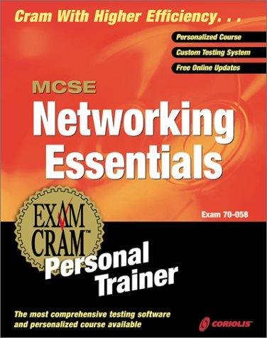 MCSE Networking Essentials Exam Cram Personal Trainer (Certification Insider Press) por Certification Insider Press