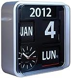 Orium 11300 Horloge calendrier Flip Flap 27 x 24 x 10 cm