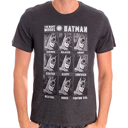 DC Comics - Batman Herren T-Shirt - Batman -