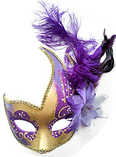 Plume-mascarade-masque-Halloween-Mardi-Gras-Costumes-Cosplay-Party-Masque-vnitien