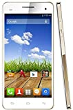 (CERTIFIED REFURBISHED) Micromax Canvas HD Plus A190 (White, 8GB)