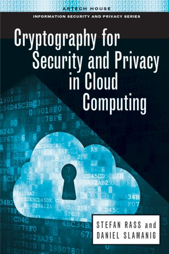 Cryptography for Security and Privacy in Cloud Computing (Information Security and Privacy) por Stefan Rass