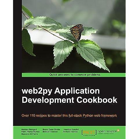 web2py Application Development (Application Development Cookbook)