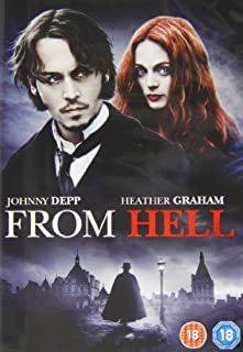 From Hell by Johnny Depp