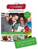 Meine Becherküche - Vegetarisch (Band 7): ERGÄNGZUNGSEXEMPLAR (ohne 5-teiliges Messbecher-Set), mit 15 vegetarischen Rezepten, Original aus