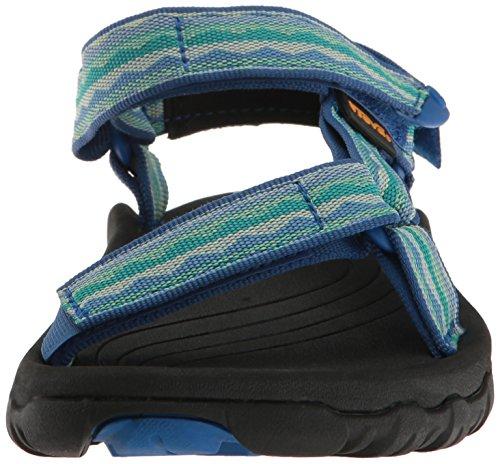 Teva Hurricane Xlt W's, Chaussures d'Athlétisme Femme Bleu (Lago Blue)