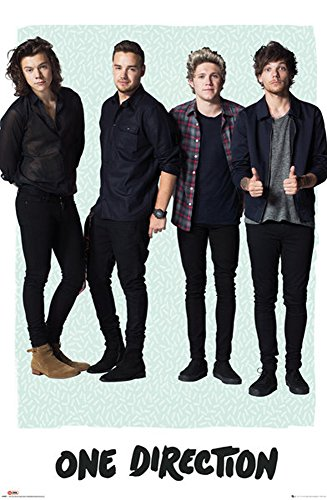 One Direction - Poster - Mint + Ü-Poster