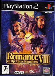 Romance of Three Kingdoms VIII 8 PS2