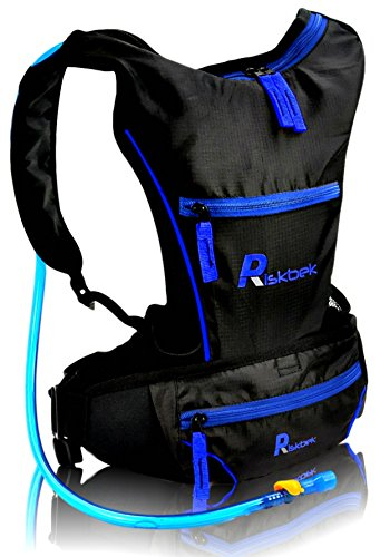 Top Rated sistema de hidratación con libre Cintura Pack & 2litros h