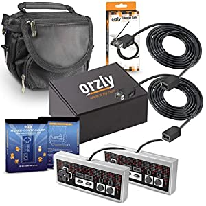 ORZLY® Essentials Accessory Pack for The Nintendo NES Classic Edition (Please Select Below and Add to Cart)