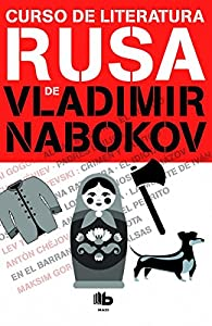 Curso de literatura rusa par Vladimir Nabokov