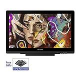 HUION KAMVAS GT-191 V2 19,5 Zoll Pen Display Full HD IPS Monitor mit Batterie freiem Stylus PW500, 8192 Levels Stift Druckempfindlichkeit