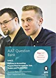 AAT Prepare Final Accounts for Sole Traders and Partnerships: Question Bank