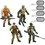 True Heroes Sentinel One Action Figure - Wolf, Ghost, Smash and Jumpstart by Toys R Us