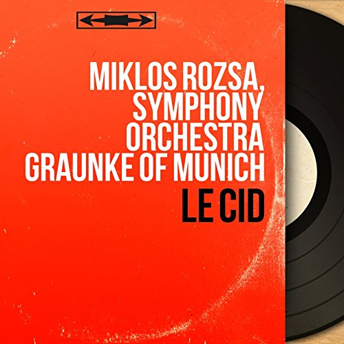 Battle of Valencia de Symphony Orchestra Graunke of Munich ...
