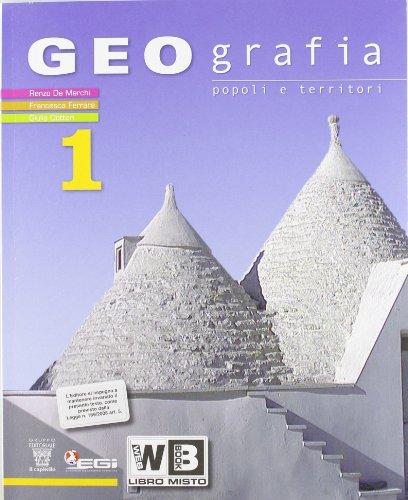 Geografia 1 + Atlante + L'Italia delle regioni + Quaderno verde + La tua regione