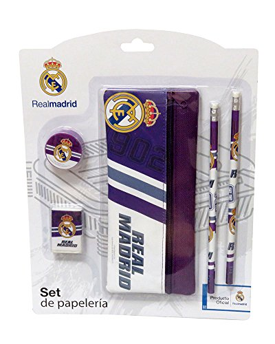 REAL MADRID CF® Set con Portatodo