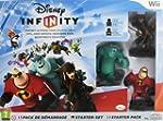 Disney Infinity - pack de d�marrage [...