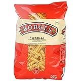 #1: Borges Fusilli Durum Wheat Pasta, 500g
