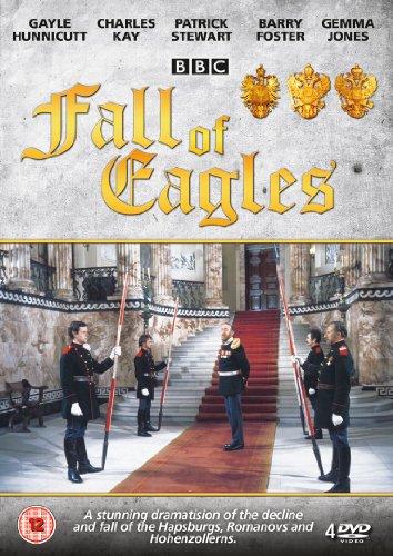 Fall Of Eagles (4 Dvd) [Edizione: Regno Unito]