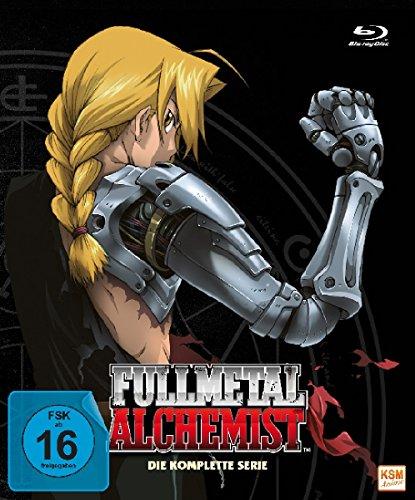Fullmetal Alchemist - Die komplette Serie [Blu-ray]