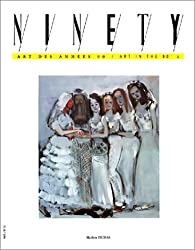 Ninety, Art des années 90 - Art in the 90's, numéro 32 : Marlène Dumas, Marie-Ange Guilleminot