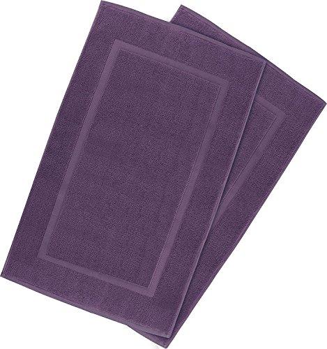 Utopia Towels Tappetino per Il Bagno Lavabili Lavatrice