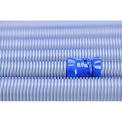 Zodiac 6er-Satz Twist-Lock-Schlauchstücke, 6 x 1 m, Für hydraulische Poolreiniger, Blau, W78055