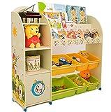 Estantería infantil para libros y juguetes de SZ5CGJMY, organizador...