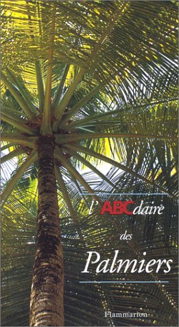 L'ABCdaire des palmiers par Geneviève Carbone