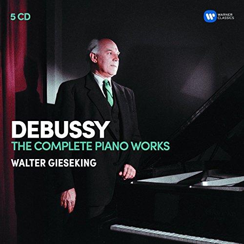Debussy: Intégrale des Œuvres pour Piano
